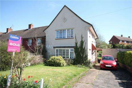 3 Bedrooms End Of Terrace House for sale in Downland Way, Epsom