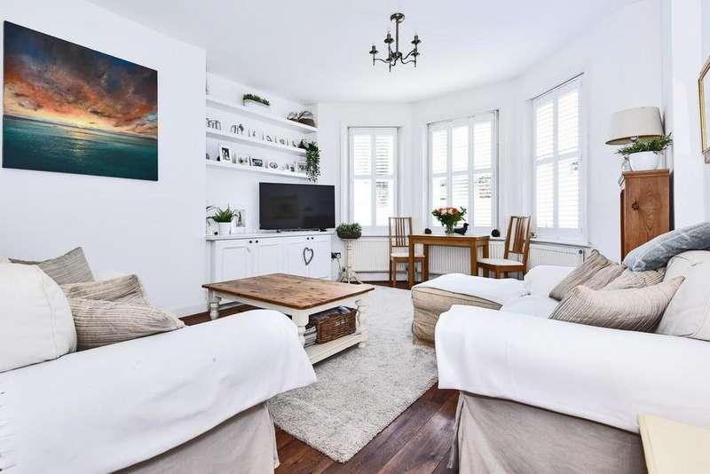 2 Bedrooms Flat for sale in Worple Road, West Wimbledon