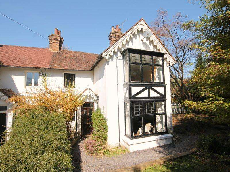 4 Bedrooms Semi Detached House for sale in West Common, Lindfield, West Sussex