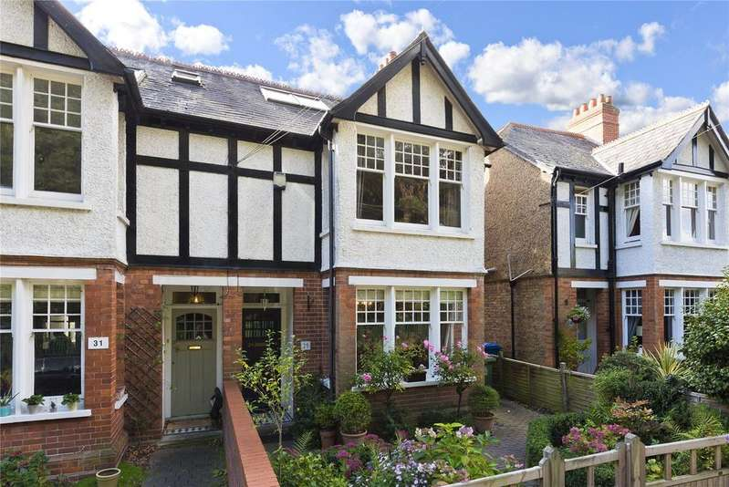 4 Bedrooms Semi Detached House for sale in Kings Road, Sunninghill, Berkshire, SL5