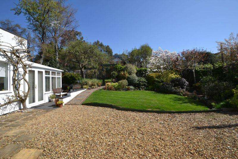 3 Bedrooms Detached Bungalow for sale in Caldy Road, Caldy