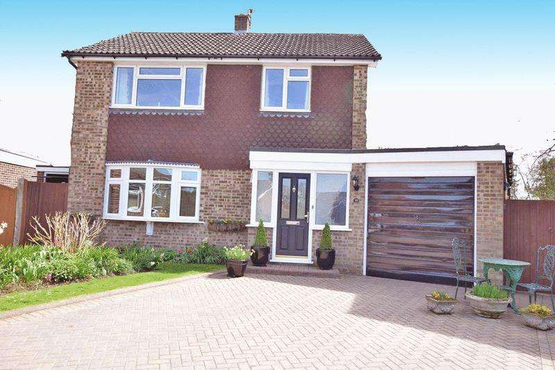 3 Bedrooms Detached House for sale in Mallings Drive, Bearsted