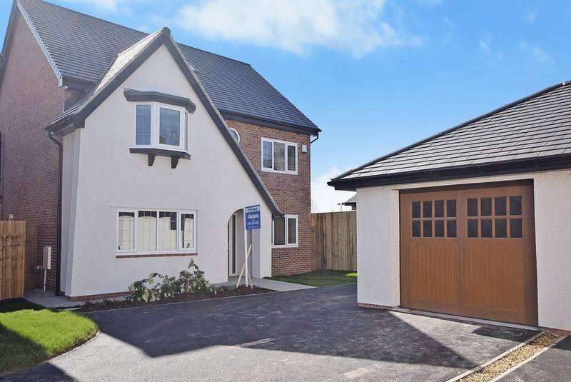 5 Bedrooms Detached House for sale in Church View Close, Widnes