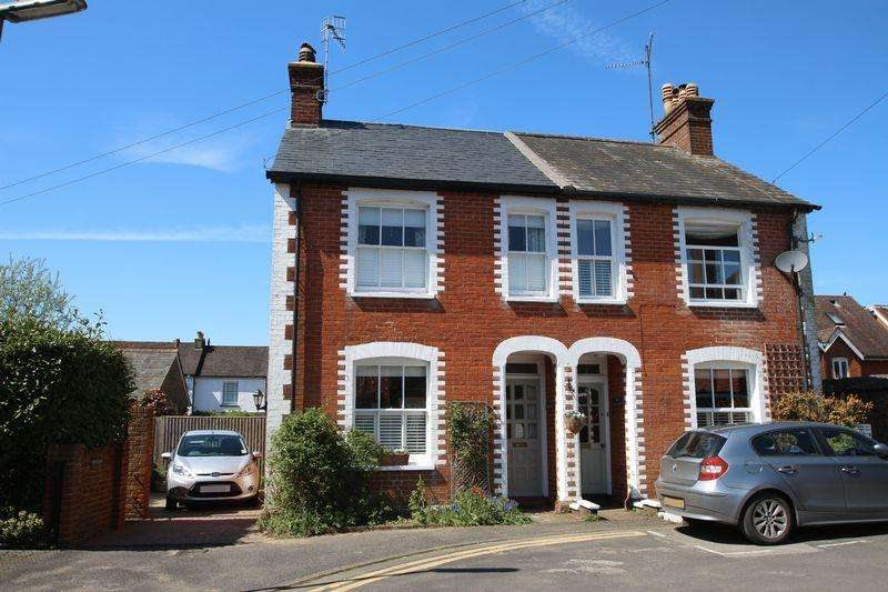 2 Bedrooms Semi Detached House for sale in St James's Place, Cranleigh