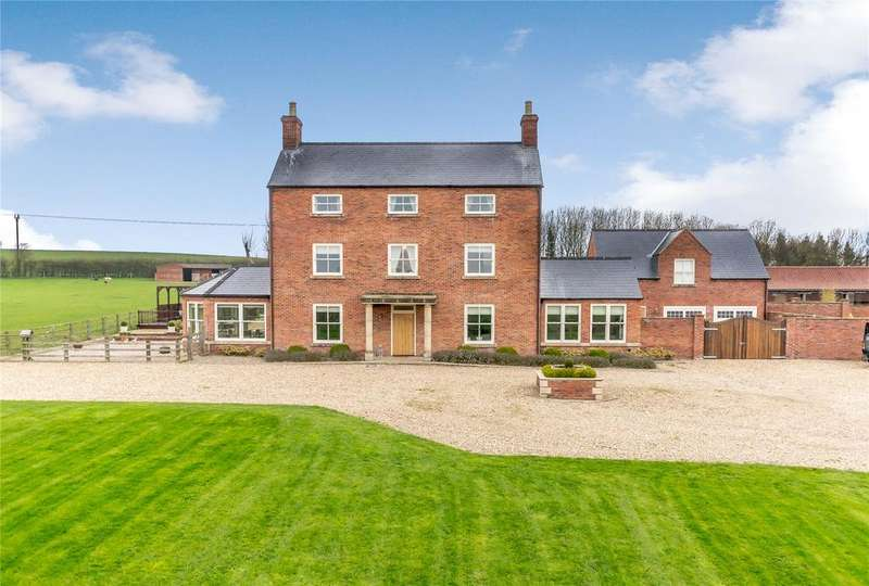 5 Bedrooms Detached House for sale in Westwood Grange, Ollerton Road, Tuxford, Newark, NG22