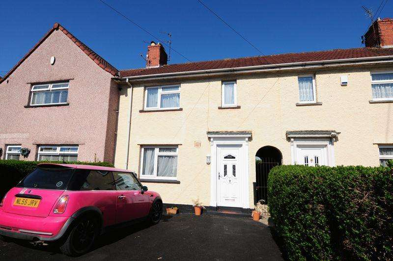 3 Bedrooms Terraced House for sale in Kenmare Road, Knowle, Bristol, BS4