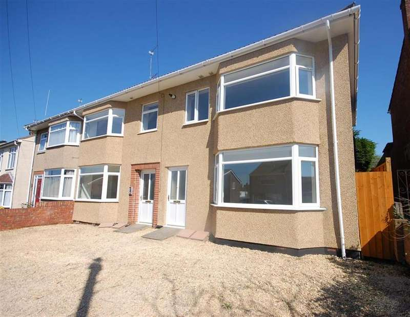 2 Bedrooms Ground Flat for sale in Leicester Square, Bristol, BS16 4PD