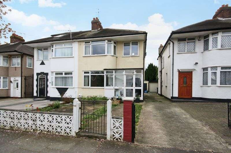 3 Bedrooms Property for sale in Alderney Gardens, Northolt