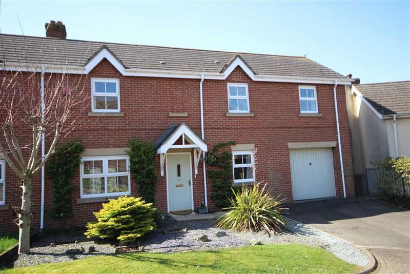 4 Bedrooms Semi Detached House for sale in Field Rise, Old Town, Swindon