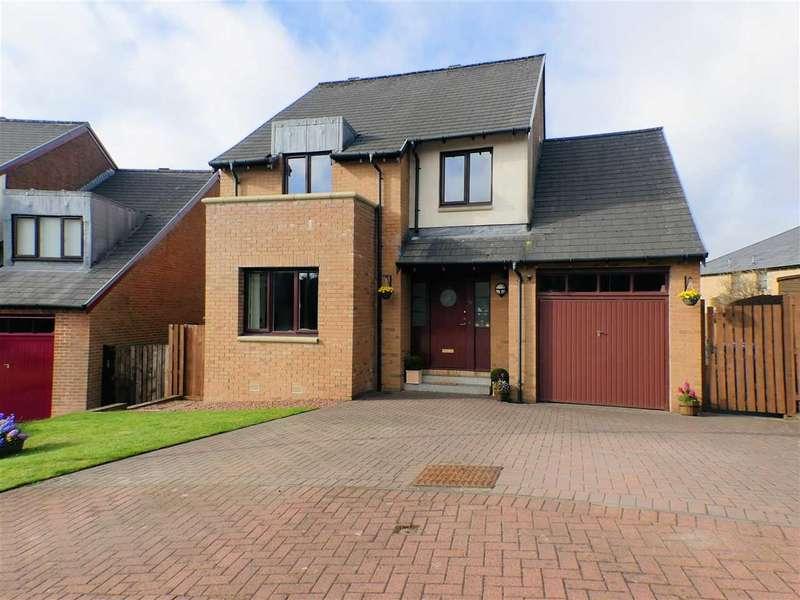 4 Bedrooms Detached House for sale in Ballantrae, Stewartfield, EAST KILBRIDE
