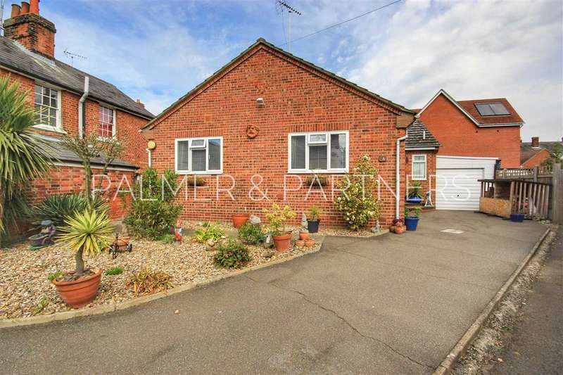 2 Bedrooms Detached Bungalow for sale in Garden Terrace, Halstead