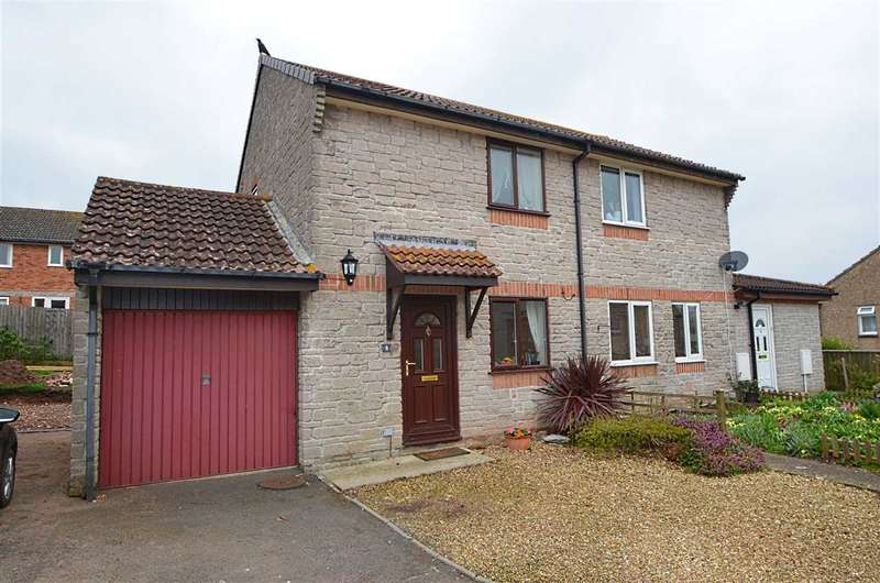 2 Bedrooms Semi Detached House for sale in Broom Close, Dawlish