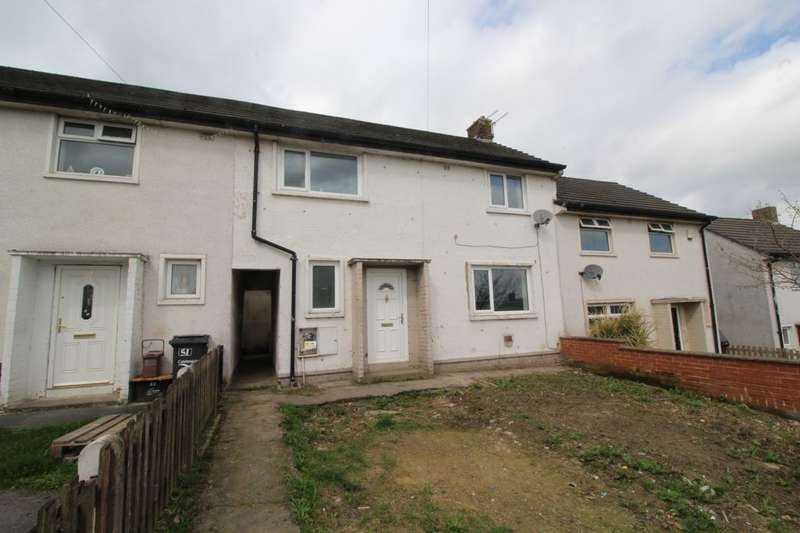 3 Bedrooms Semi Detached House for sale in Rooley Heights, Sowerby Bridge, HX6