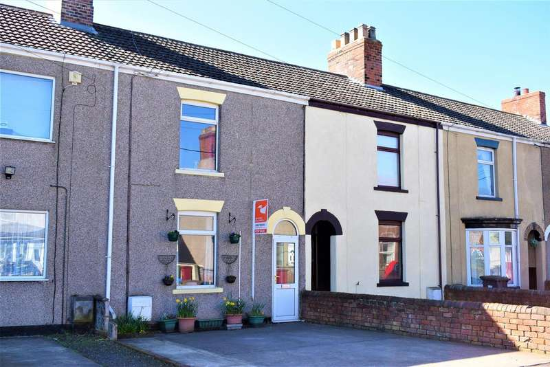 3 Bedrooms Terraced House for sale in Peploe Lane, New Holland