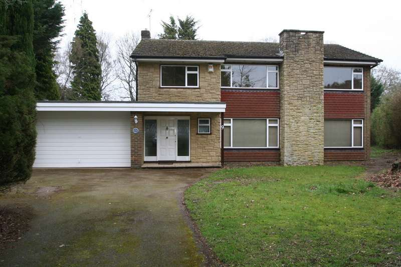4 Bedrooms Detached House for sale in Malton Way, Tunbridge Wells TN2