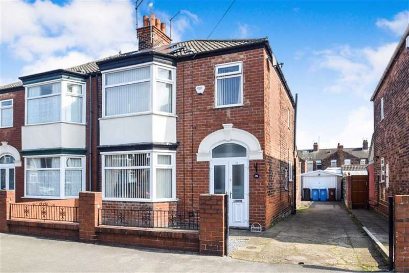 3 Bedrooms Semi Detached House for sale in Lodge Street, Hull