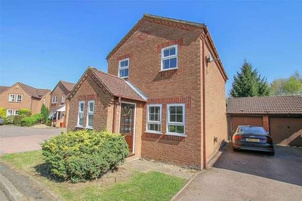 3 Bedrooms Detached House for sale in 108 Elvington, Springwood