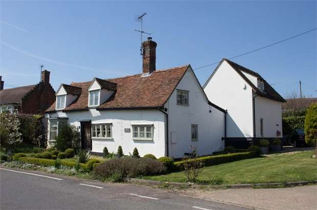 4 Bedrooms Detached House for sale in Wethersfield, Braintree, Essex