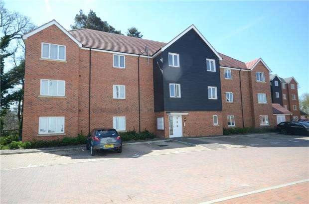 1 Bedroom Apartment Flat for sale in Centrifuge Way, Farnborough, Hampshire