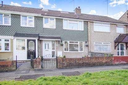 3 Bedrooms Terraced House for sale in Deerswood, Bristol, Somerset, Avon
