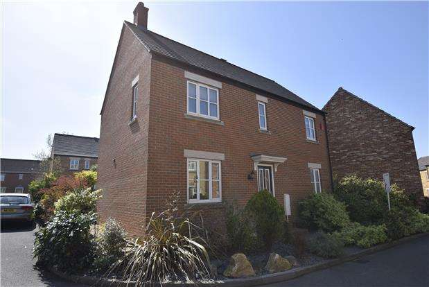 4 Bedrooms Detached House for sale in Riviera Way, Stoke Gifford, BRISTOL, BS34 8RY