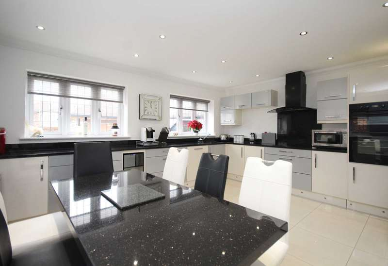 4 Bedrooms Detached House for sale in Silver Birch Mews, Upminster