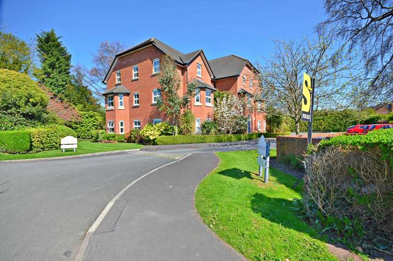 2 Bedrooms Apartment Flat for sale in Irwin Court, Cheadle Hulme