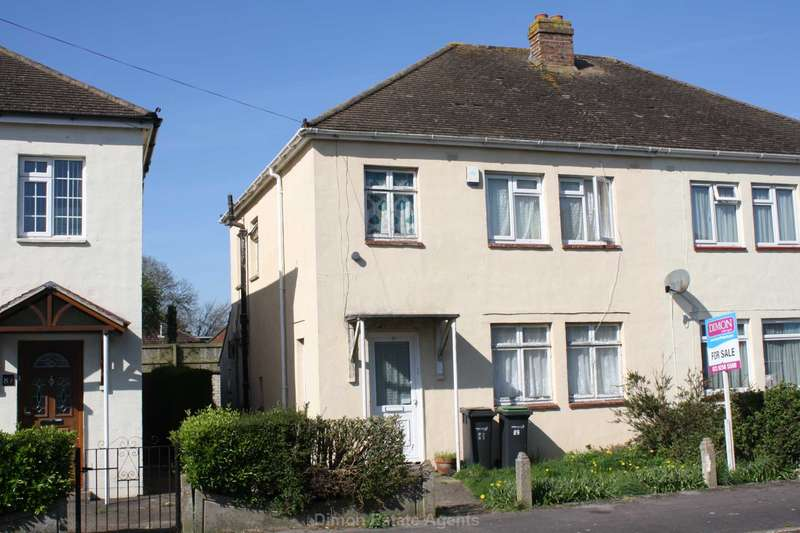 3 Bedrooms Semi Detached House for sale in Bridgemary Road, Bridgemary