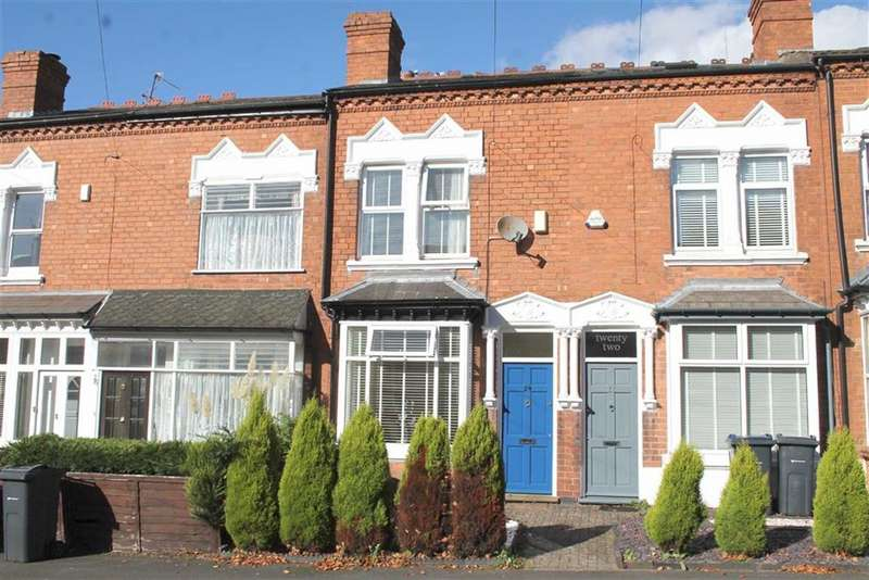 2 Bedrooms House for sale in Victoria Road, Harborne