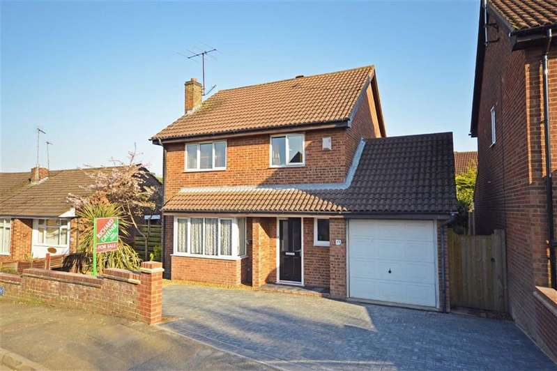 4 Bedrooms Detached House for sale in Duston