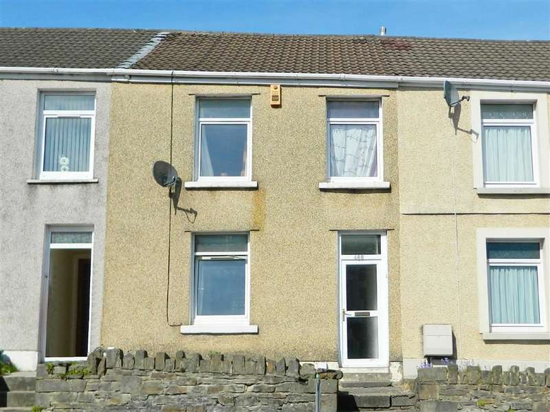 3 Bedrooms Terraced House for sale in Carmarthen Road, Cwmdu