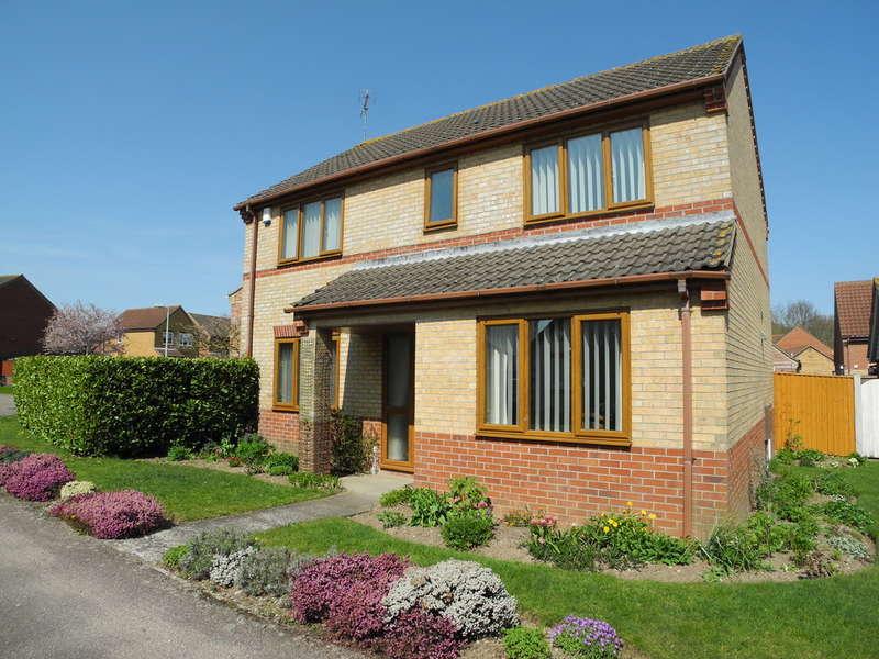 4 Bedrooms Detached House for sale in The Laurels, Worlingham