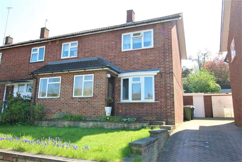 3 Bedrooms End Of Terrace House for sale in Nash Mills, Hemel Hempstead