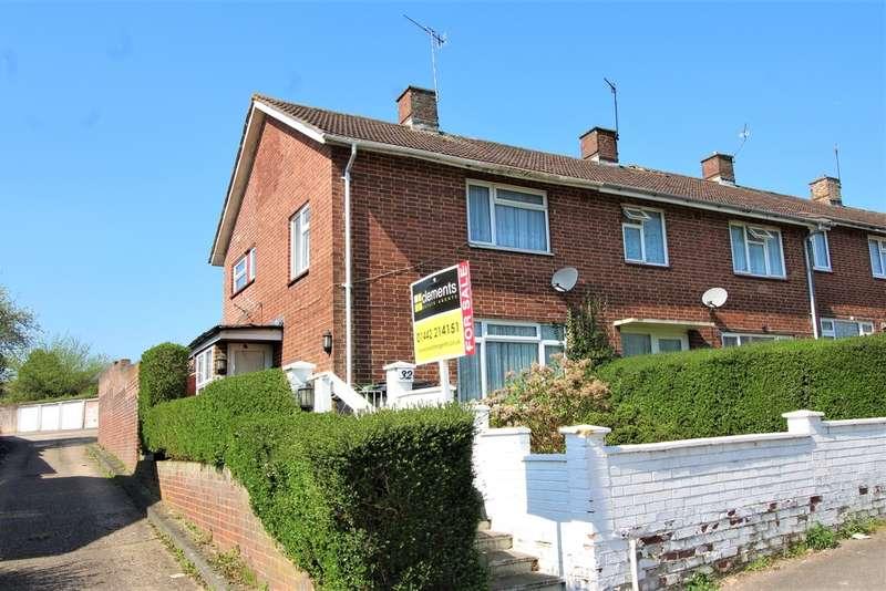 2 Bedrooms End Of Terrace House for sale in Bennetts End, Hemel Hempstead