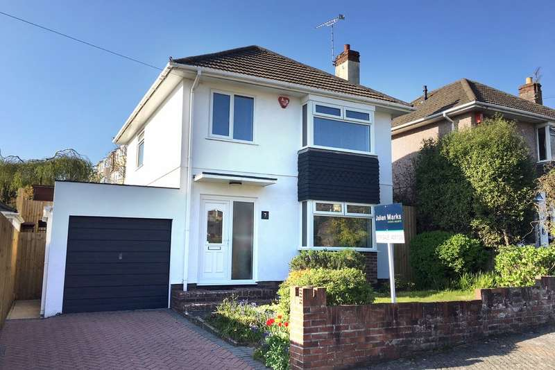 3 Bedrooms Detached House for sale in Peverell, Plymouth