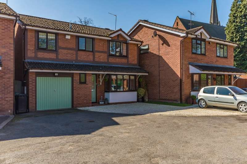 4 Bedrooms Detached House for sale in Kings Road, Kidderminster