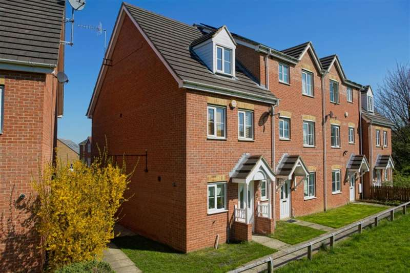 3 Bedrooms Terraced House for sale in Paxton Court, Armley , Leeds , LS12 2JU