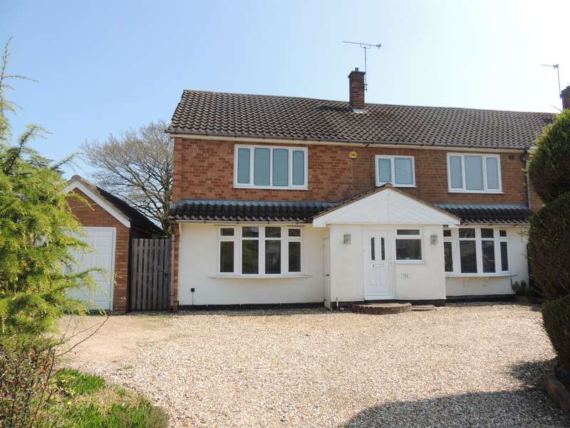 5 Bedrooms Semi Detached House for sale in Poplar Road, Dorridge, Solihull