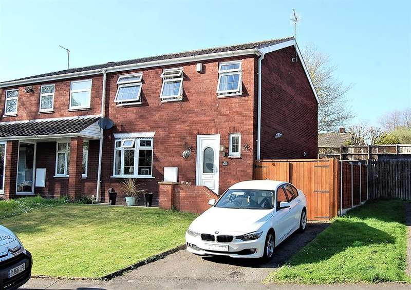 4 Bedrooms Semi Detached House for sale in Humphrey Street, Lower Gornal, Dudley, DY3 2AP
