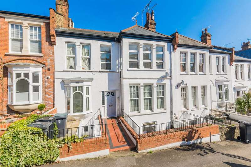 2 Bedrooms Flat for sale in Woodland Gardens, Muswell Hill, N10
