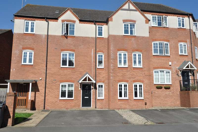 2 Bedrooms Apartment Flat for sale in Ley Hill Farm Road, Northfield, Birmingham, B31