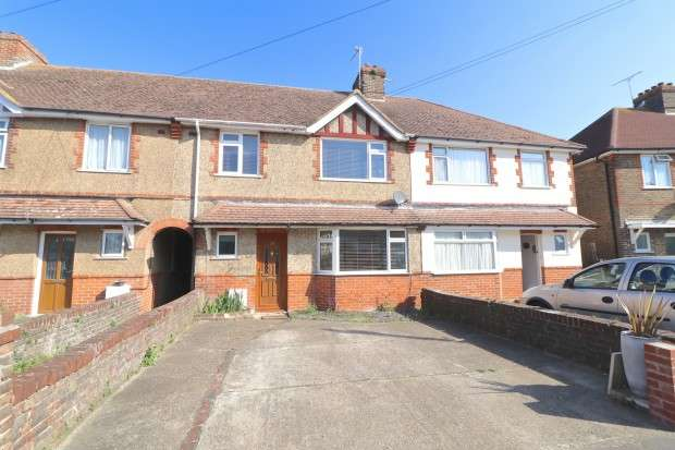 3 Bedrooms Terraced House for sale in Northbourne Road, Eastbourne, BN22