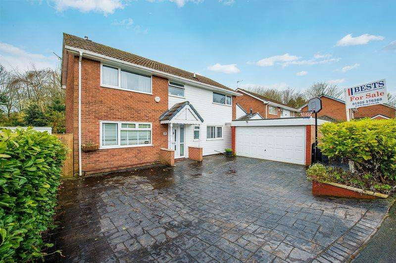 4 Bedrooms Detached House for sale in Stockham Lane Halton Village Runcorn