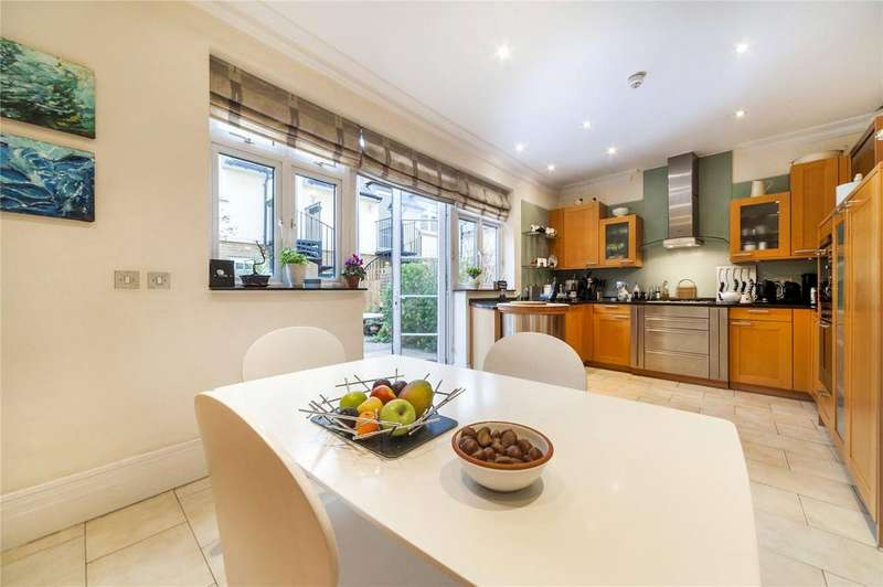 5 Bedrooms House for sale in Whitcome Mews, Kew, Surrey