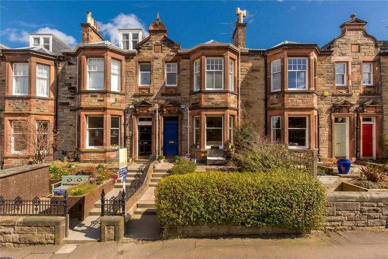 4 Bedrooms Terraced House for sale in 7 St. Ninian's Terrace, Morningside, Edinburgh, EH10