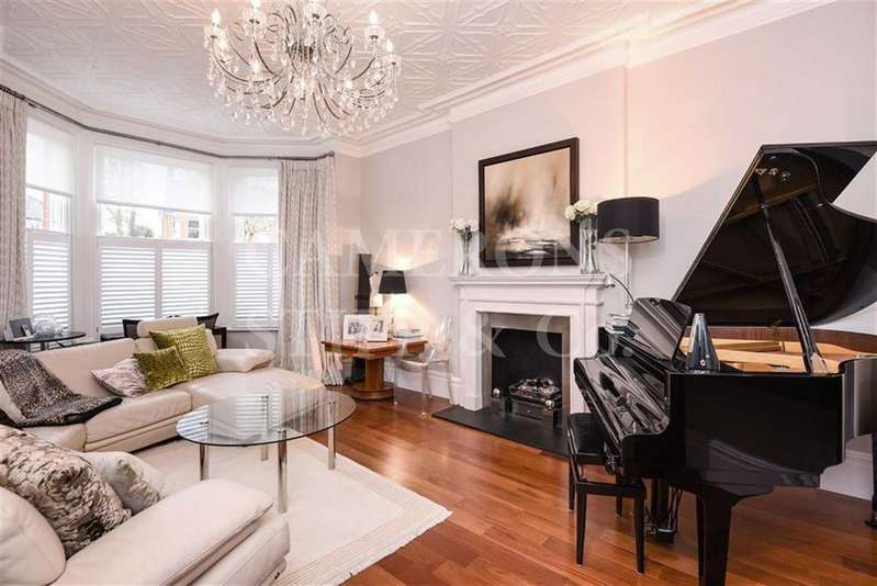 6 Bedrooms Detached House for sale in Walm Lane, Mapesbury Conservation Area, London, NW2