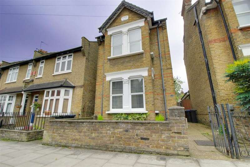 3 Bedrooms Detached House for sale in Holtwhites Hill, Enfield, EN2