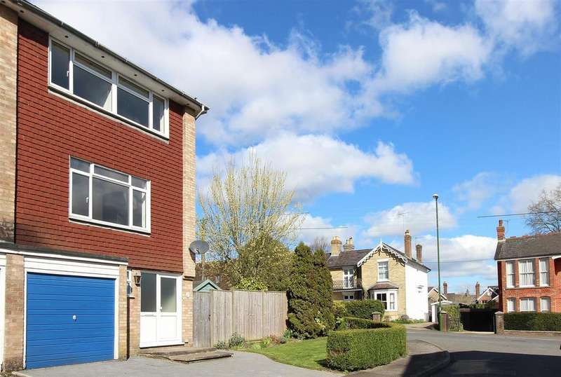 4 Bedrooms End Of Terrace House for sale in Park View, Sydney Road, Haywards Heath