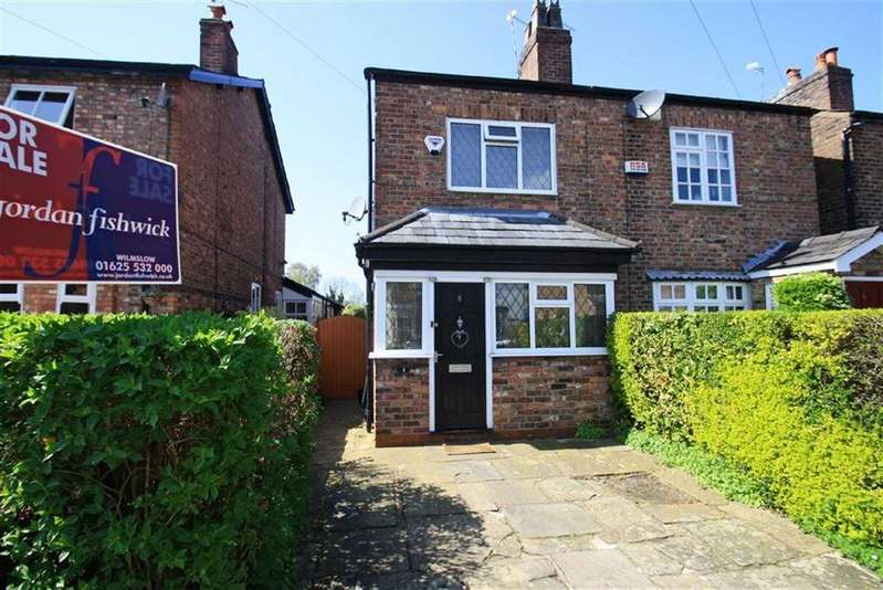 3 Bedrooms Semi Detached House for sale in Nursery Lane, Wilmslow
