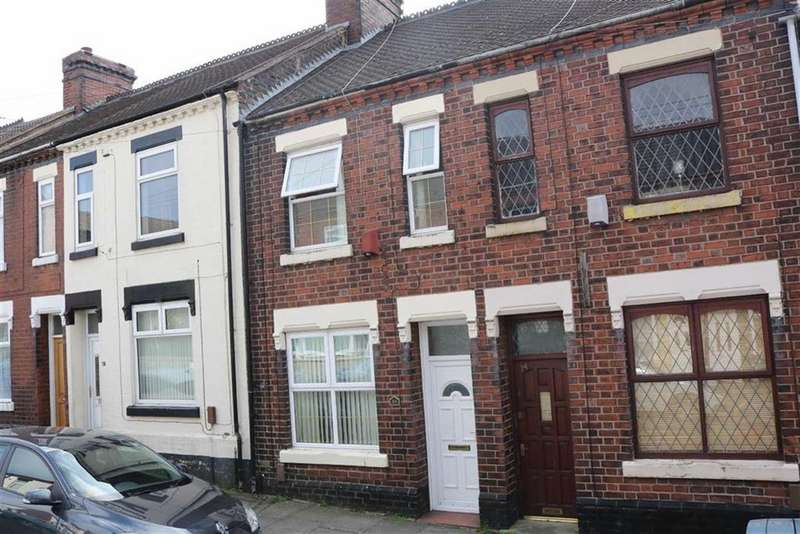 2 Bedrooms Terraced House for sale in Boulton Street, Birches Head, Stoke-on-Trent